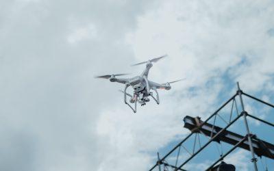 Hoe drones worden gebruikt voor assetmanagement